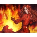 "Melisandre Game of Thrones 8.5"" x 11"" print"