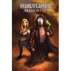 STARKWEATHER: IMMORTAL hardcover Graphic Hovel